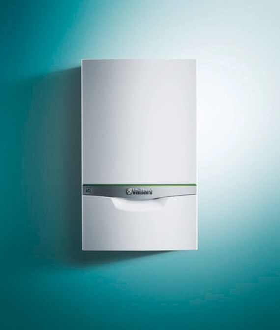 Gasfyr ecoTEC exclusive med Green iQ